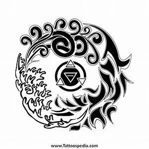 Tatouage 4 éléments : maori tattoo 4 elements 1 tattoos tatouage premier ~ Nature-et-papiers.com Idées de Décoration