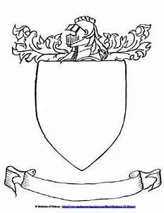 simple coat of arms template wwwpixsharkcom images With make your own coat of arms template