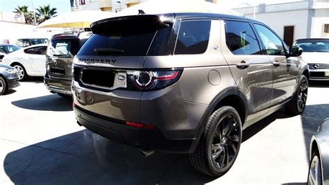 Land Rover Discovery Sport 20 7 Seater  Platinum Auto Sales