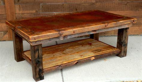 Rustic Furniture Portfolio   Rustic   Coffee Tables