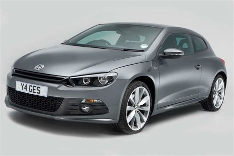 volkswagen scirocco buying guide   mk