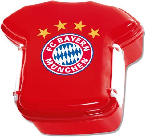 Meldungen, spielberichte, transfers und gerüchte. FC Bayern München Brotdose Trikot, 16x11x6,5cm