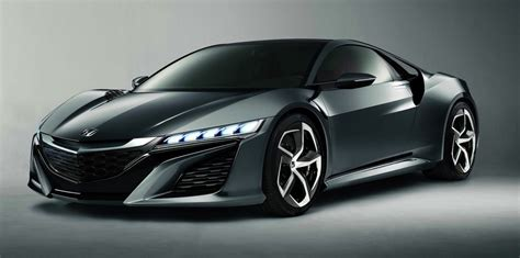 how much does an acura nsx cost honda nsx could cost as much as 250 000