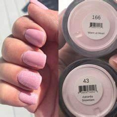 Anc Nails Color Chart Sns Colour Range Bodyfitness Wellness Spa Waikerie