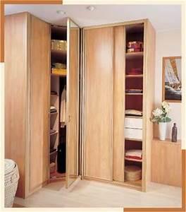 Petit Dressing D Angle : dressing d 39 angle gamme pivotante ~ Premium-room.com Idées de Décoration