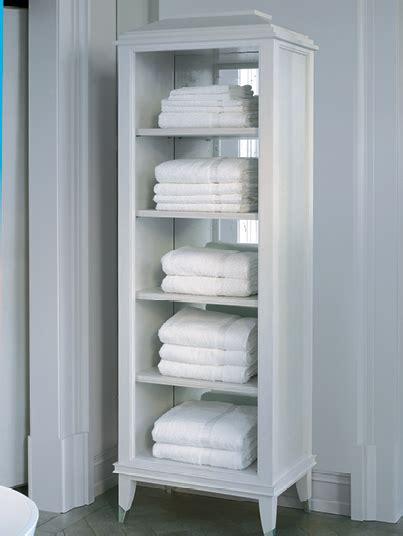 free standing bathroom storage ideas image of a free standing shagreen towel rack sherree s bathroom ideas pinterest free