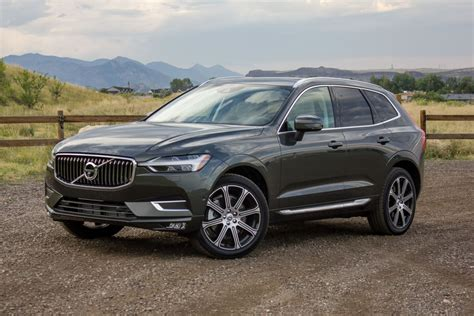 2018 Volvo Xc60 Review First Drive  News Carscom
