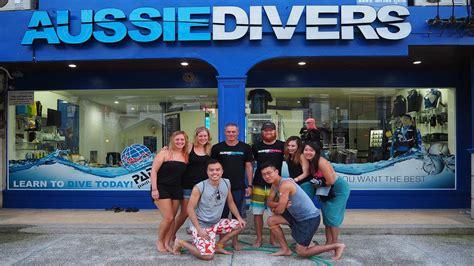 Best Dive Shop by Find Our Dive Shops In Phuket Aussie Divers Idc Phuket