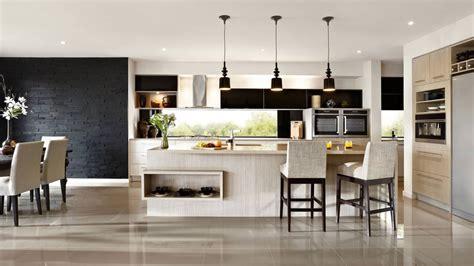 decoration cuisine noir et blanc décoration en noir et blanc