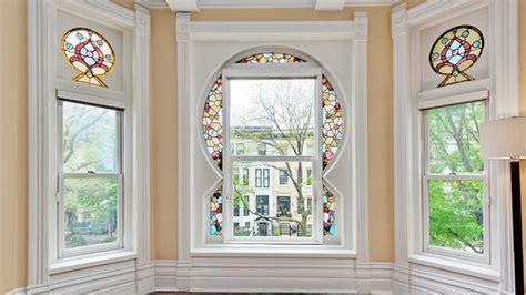 historic gold coast duplex  original stained glass