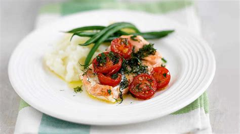 Recipe Baked Salmon Parcels Recipe With Lemon And