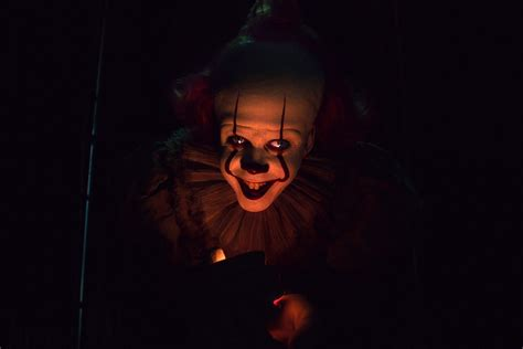 pennywise   chapter  wallpaper hd movies