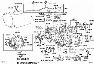 Diagram Toyota Transfer Cases
