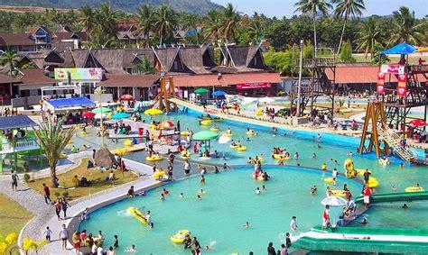 harga tiket masuk teejay waterpark tasikmalaya wisata