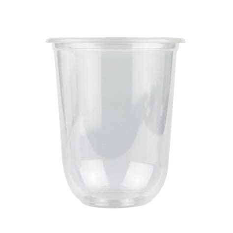 yocup company yocup  oz clear  bottom pp plastic cup mm  case  piece