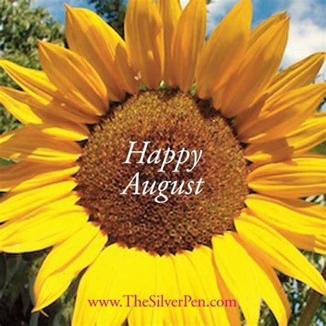 Happy August 1st! | August images, August month, Hello august