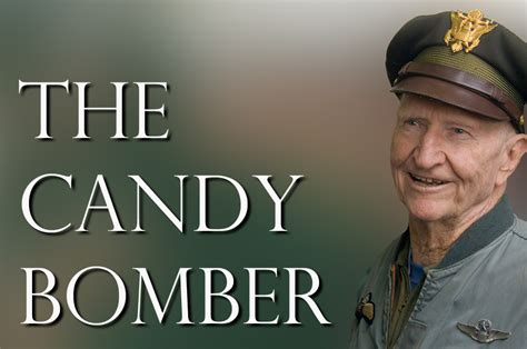 Candy Bomber The Candy Bomber Mormon Media Network