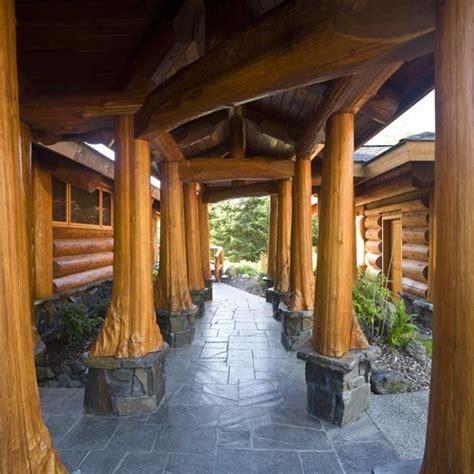 images  luxury cabinsski chalets  pinterest log cabin homes cabin  logs