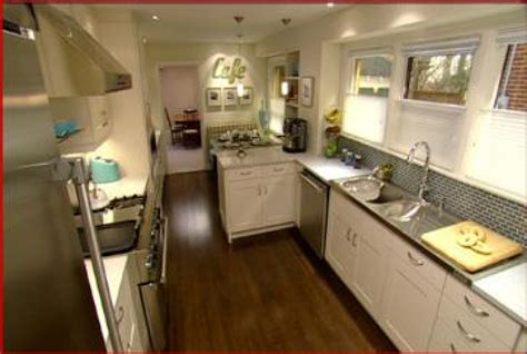 small galley kitchens designs candice galley kitchen designs and photos 5399