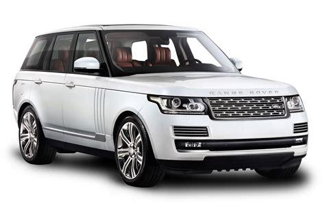 car range white range rover car png image pngpix