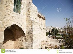 Holy Place For Islam And Judaism Stock Image - Image: 26827555
