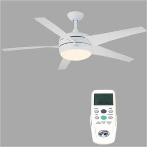 home depot white ceiling fan with remote hton bay windward ii 54 in white ceiling fan 55296