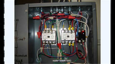 Electrical Wiring Fire control box   YouTube