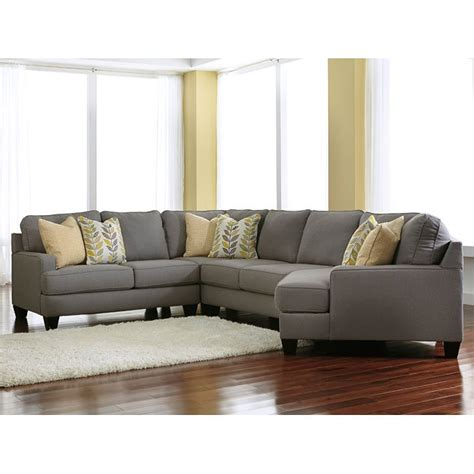 chamberly alloy modular sectional  cuddler sectionals