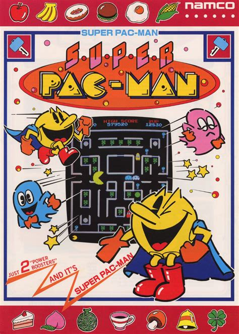 Super Pac Manlove This Game Too Video Game Geek