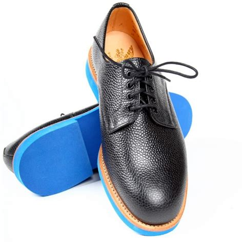 colored dress shoes colored soles the shoe snob