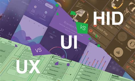 ui ux design what is the difference between human interaction design