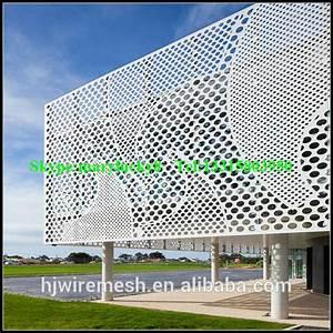Panneau Perforé Décoratif : d coratif perfor m tal mur panneau d coratif en aluminium ~ Preciouscoupons.com Idées de Décoration