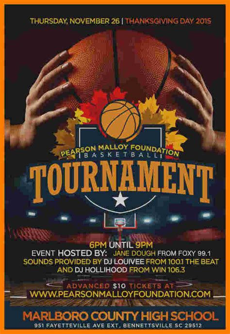 basketball tournament flyer template ledger review