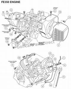 fe290 engine diagram fe290 free engine image for user With club car engine parts diagram engine car parts and component diagram