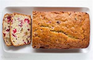 Cranberry Orange Nut Bread Recipe SimplyRecipes com