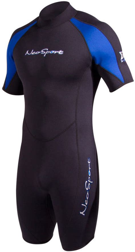 neosport mens mm shorty wetsuit wetsuits mm