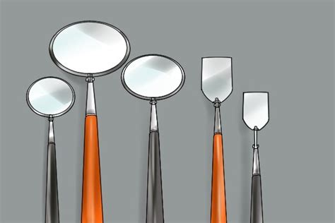 What Are The Different Types Of Inspection Mirror?