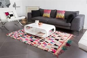 Tapis Salon Design : les tapis pour salon id es de d coration int rieure ~ Melissatoandfro.com Idées de Décoration