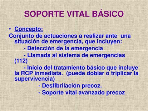 ppt soporte vital b 193 sico powerpoint presentation id 623516