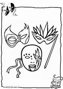 Dessin De Plume Facile : masques masque et plume colorier page 2 ~ Melissatoandfro.com Idées de Décoration