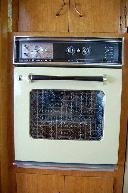 world kitchen cabinets 1960s hotpoint oven back when ovens 3663