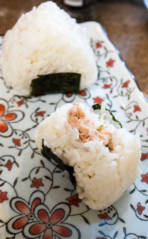 onigiri japanese rice balls