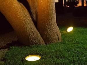 10 conseils pour bien eclairer son jardin With eclairage exterieur pour arbre