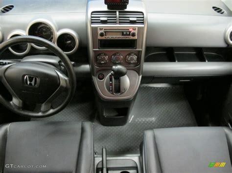 2003 Honda Element Dx Black Dashboard Photo 70522980