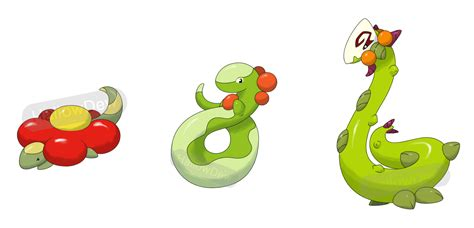 Grass Starter Pokemon By Hallowdew On Deviantart