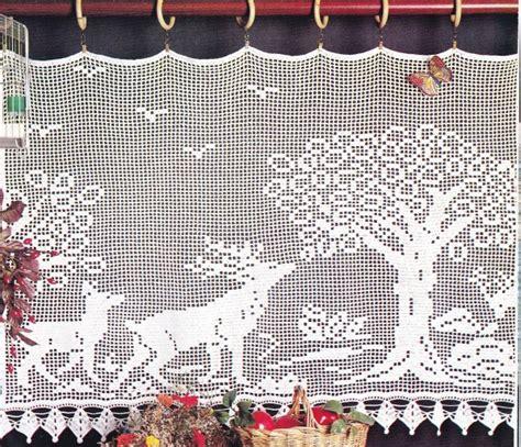 modele de rideaux au crochet facile 28 images crochet rideaux brise vue le de crochet et