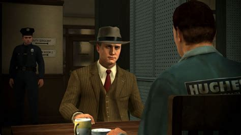 LA Noire Remastered Might Feature First Person, VR Mode ...