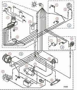 Mercruiser 4 3 Distributor Wiring Diagram