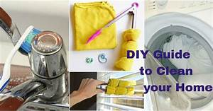 Step By Step Diy Guide To Clean Your Home