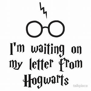 i39m waiting on my letter from hogwarts link pinterest With waiting for my letter from hogwarts pajamas